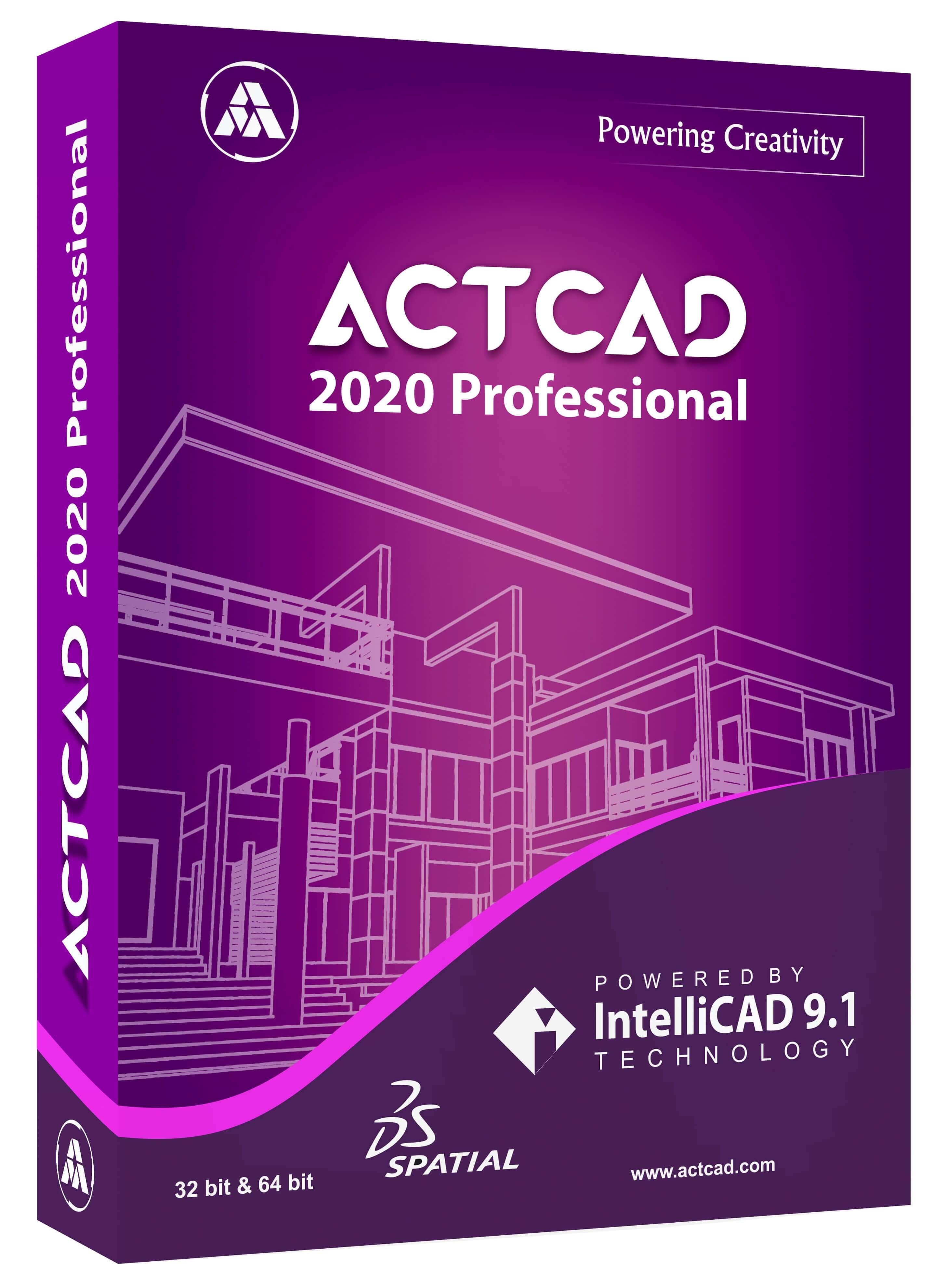 Download - ActCAD Software | IntelliCAD | AUTOCAD Alternative